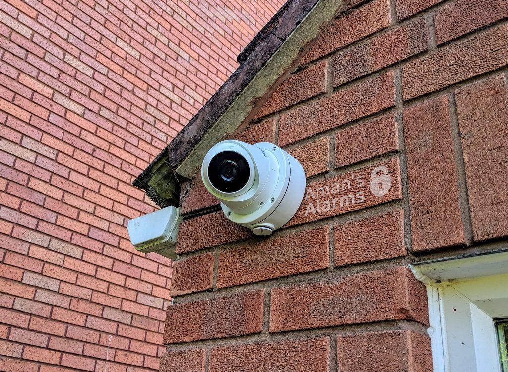 Hikvision CCTV Camera in Kenilworth